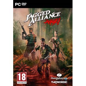 Jagged Alliance Rage [PC]