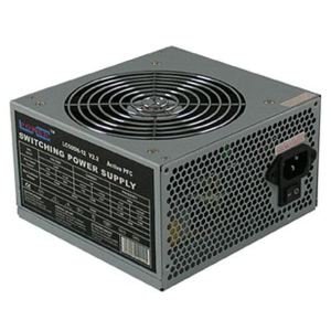 LC-Power LC600H-12 V2.3 - Bloc d'alimentation PC Office Series 600W