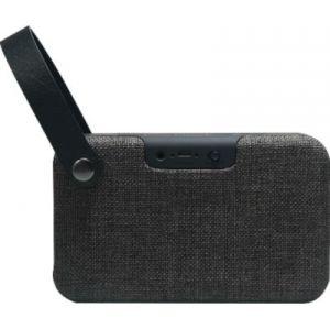 Muvit Enceinte Bluetooth SD2 ENCEINTE SANS FIL TISSU GRIS