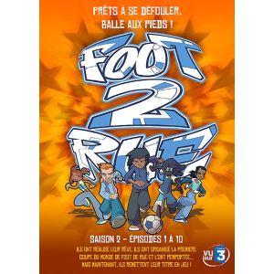 Foot 2 rue - Saison 2, Partie 1