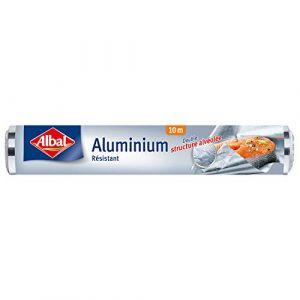 Albal Rouleau en aluminium recharge - 10 x 0,295 m