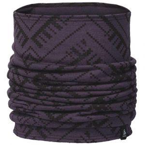 Odlo Tours de cou Natural 100% Merino Warm - Vintage Violet / Aop Fw18 - Taille One Size