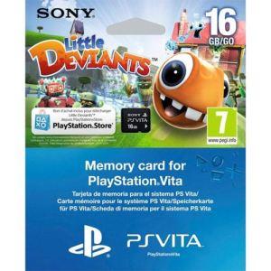 Little Deviants + carte mémoire 16 Go [PS Vita]