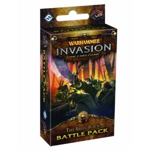 Edge Warhammer Invasion Jce : Cycle Capitale 3 - Le Roc de Fer