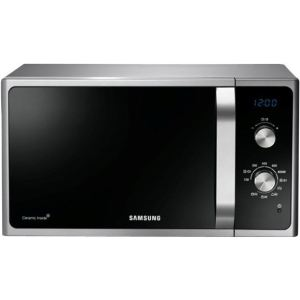 Samsung MG23F301EFS - Micro-ondes avec Grill et cuisson vapeur