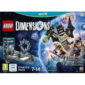 Pack de démarrage Lego Dimensions [Wii U]