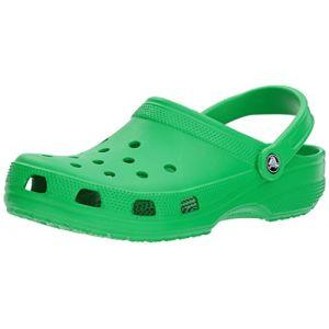 Crocs Classic, Sabots Mixte Adulte, Vert (Grass Green), 43/44 EU