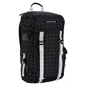 Burton Snowboard Sacs à dos Annex Pack 28l - True Black Oversized Ripstop - Taille One Size