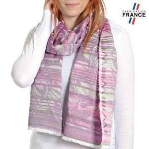 Echarpe violette - Comparer 232 offres c0a16d22550