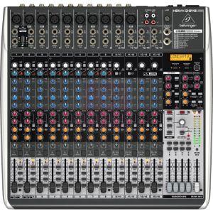 Behringer Xenyx QX2442USB - Console de mixage 24 voies