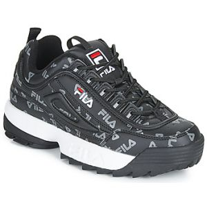 FILA Baskets basses DISRUPTOR LOGO LOW WMN Noir - Taille 36,37,38,39,40,41