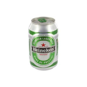 Heineken Bière blonde (24 x 33 cl) 5°