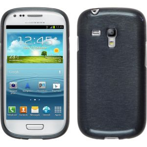 Phonenatic Coque en silicone pour Samsung Galaxy S3 Mini