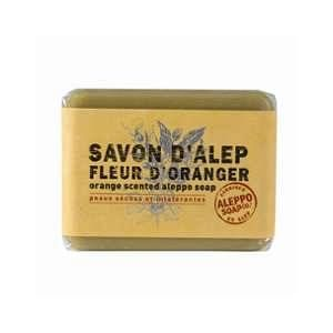 Tadé Savon d'Alep Fleur d'Oranger 100 g