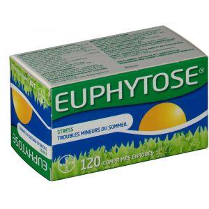 Bayer Euphytose - 120 Comprimés