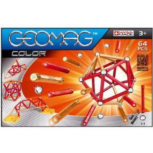 Geomag 6808 - Color 64 pièces