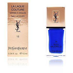 Yves Saint Laurent La Laque Couture 18 Bleu Majorelle - Vernis à ongles