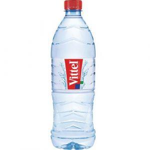 Vittel Eau minérale naturelle - La bouteille de 1L