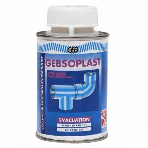 Geb Decapant Gebsoplat - Colle pour raccords PVC évacuation 250ml