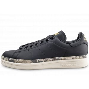 Adidas Stan Smith New Bold W Chaussures de Fitness Femme, Noir