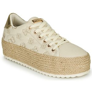 Guess Baskets basses MARILYN Beige - Taille 36,37,38,39,40,35