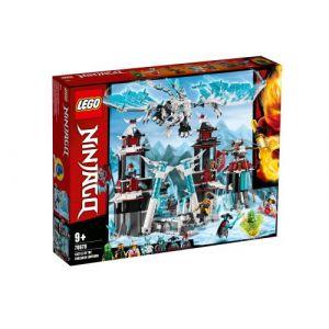 Lego -Le château de l'Empereur oublié Ninjago Jeux de Construction, 70678, Multicolore