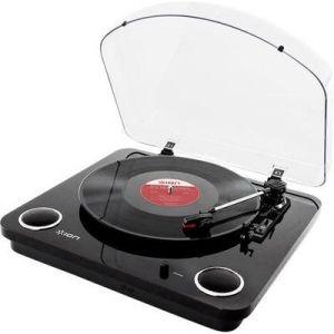 Ion Audio Max LP Black - Platine Vinyle et Convertisseur