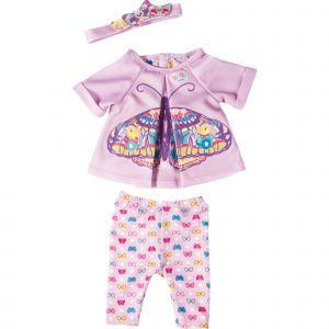 Zapf Creation Baby Born Ensemble d'habits Butterfly pour poupée