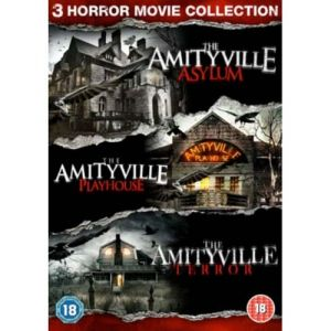 Import Amityville Horror Triple Pack