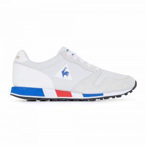 Le Coq Sportif Omega Blanc/bleu/rouge 40 Homme