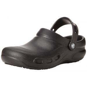 Crocs Bistro, Sabots Mixte Adulte, Noir (Black) 38/39 EU