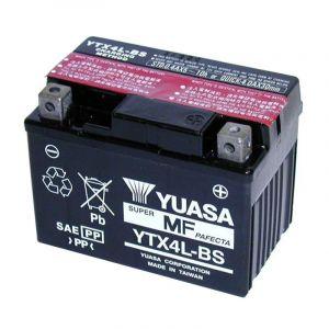 Yuasa Batterie moto YTX4L-BS