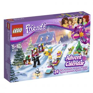 Lego 41326 - Calendrier de l'avent Friends