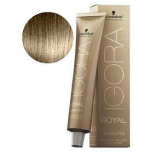 Schwarzkopf Igora Royal Absolutes 9-10 Blond très clair cendré naturel