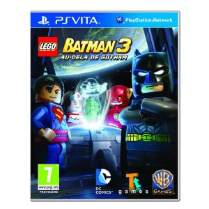 Lego Batman 3 : Au-delà de Gotham [PS Vita]