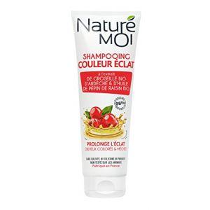 Naturé Moi Shampooing Couleur éclat à l'extrait de groseille bio & huile de pépin de raisin bio