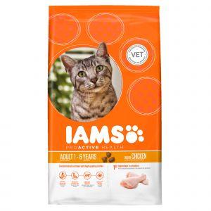 IAMS Pro Active Health Adult Riche en poulet pour chat - 3 kg