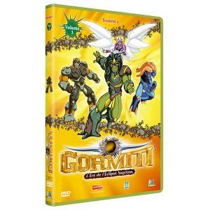 Gormiti - Saison 2 - Volume 3 : L'Ere de l'Eclipse Suprême !