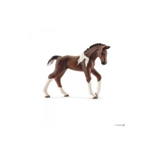 Schleich Figurines de chevaux Trakehnen (jument, cheval, poulain) Multicolore