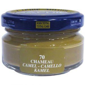 Saphir Crème surfine - chameau - 50 mL - Cirage, Entretien, Imperméabilisant