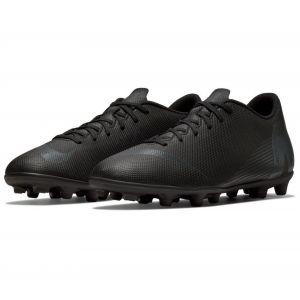 Nike Vapor 12 Club FG/MG, Chaussures de Fitness Mixte Adulte, Noir Black 001, 45 EU