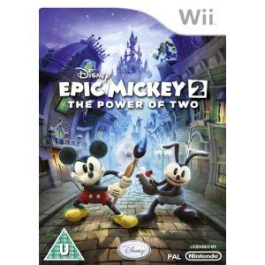 Epic Mickey : le Retour des Héros [Wii]