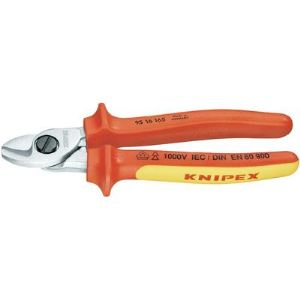Knipex 95 16 165 - Pince coupe-câbles 165 mm