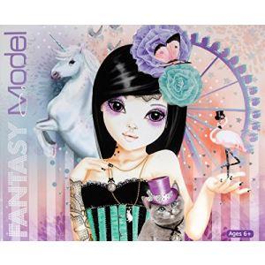 Depesche Top Model - Album de stickers Fantasy