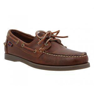 Sebago Docksides, Chaussures Bateau Homme - Chocolat, 44.5 EU