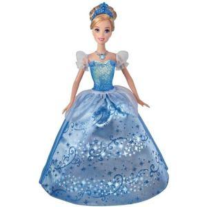 Mattel Princesse féérique Cendrillon (X3960)