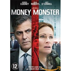 Money Monster [Clooney George, Roberts Julia, O'Connell Jack] [DVD]
