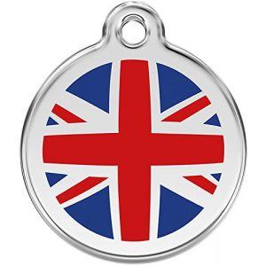 Les animaux de la fée Médaille personnalisable Royaume-Uni ø38 mm