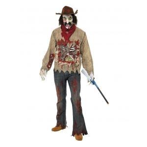 Smiffy's Déguisement zombie cowboy homme