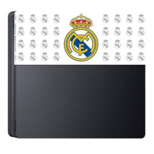 Subsonic Cover Plate PS4 Slim Real Madrid